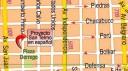 Mapa de San Telmo