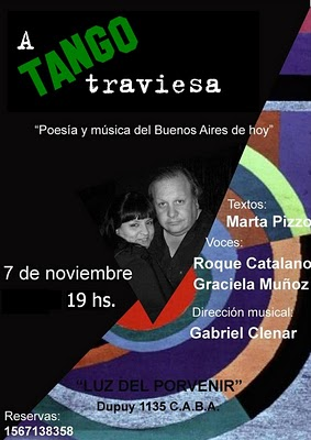 A Tango Traviesa Marta Pizzo