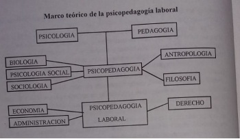 Psicopedagogía Laboral Marco Teórico